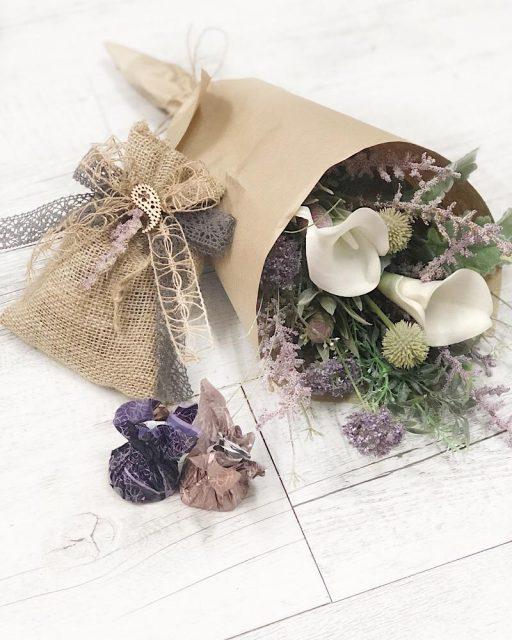 Mini Market Posie Lavender