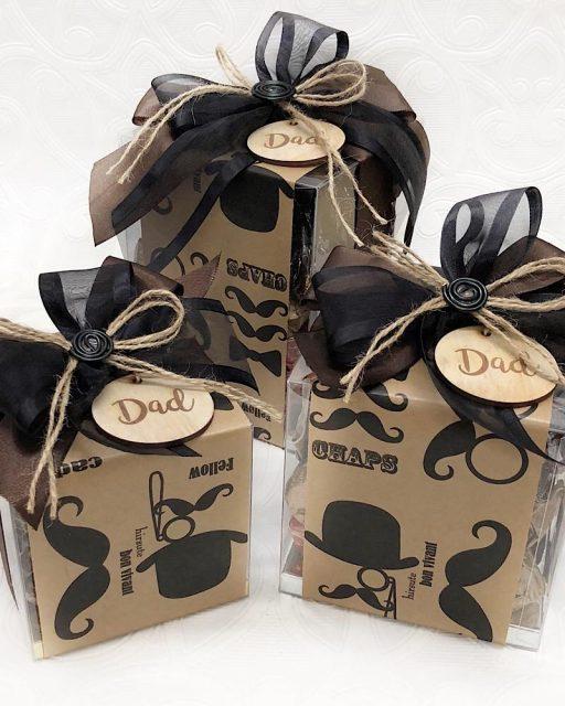 Dad's Chocolate Box