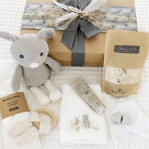 Mum and Bub Gift Box Natural