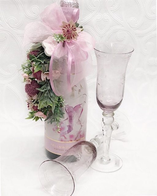 Bubbles and Blooms