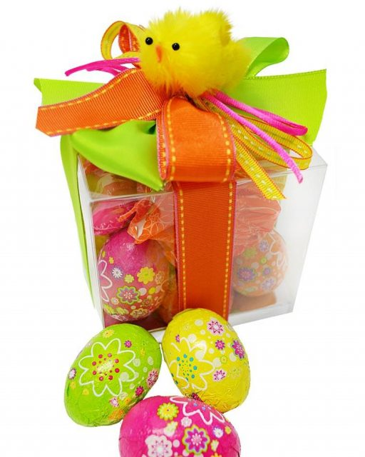 Easter Chic Choc Box Small