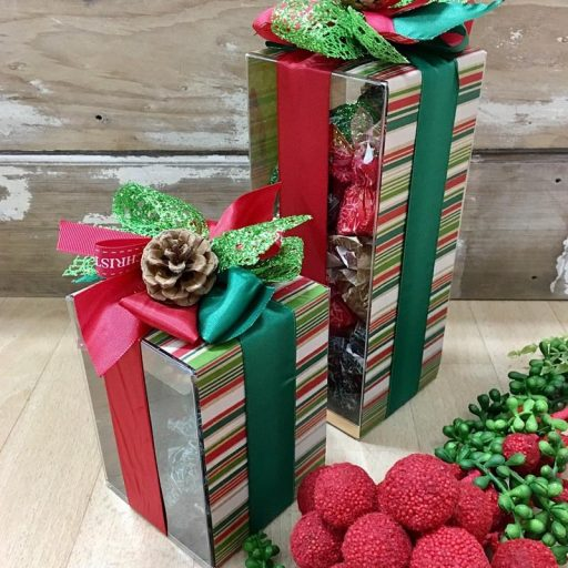 Santa's Stash Chocolate Box