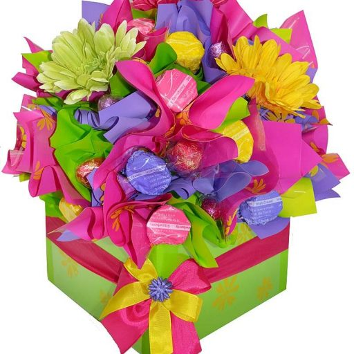 Spring Flowers Easter Truffle Tree Grand